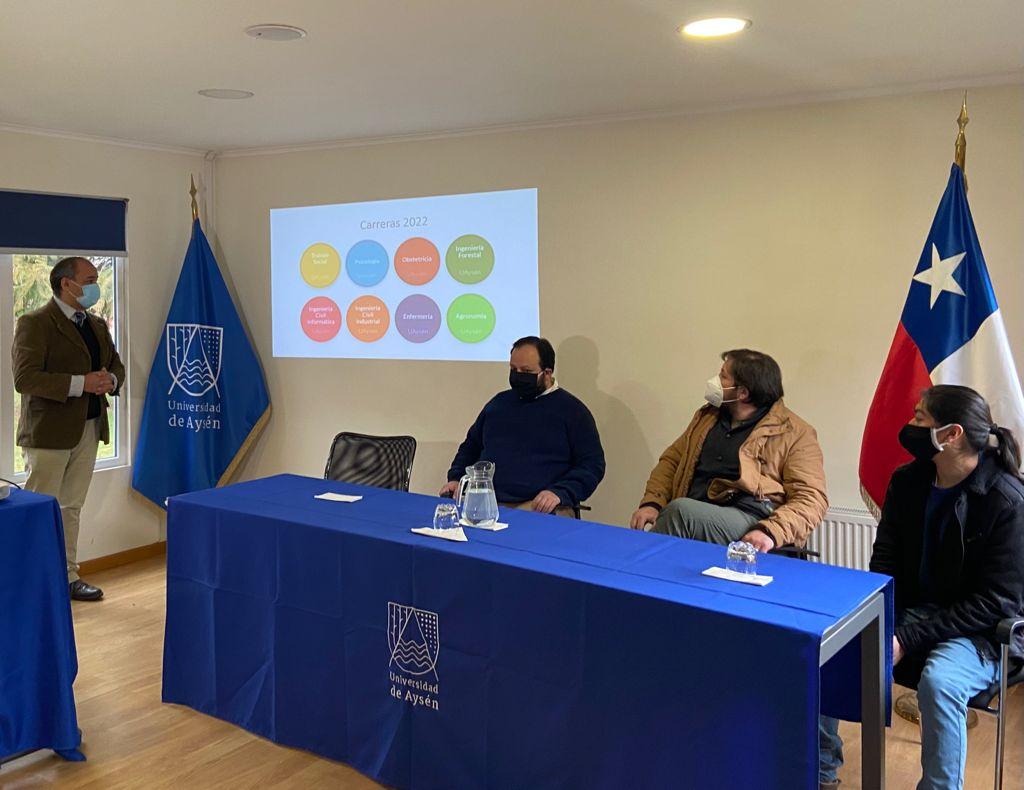 Con Jornada Puertas Abiertas Universidad de Aysén lanza proceso de admisión 2022