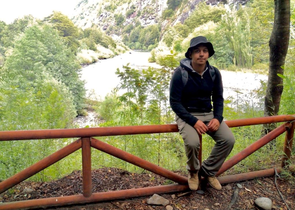 Estudiante de la Universidad de Chile realizó investigación de tesis en laboratorios de la UAysén