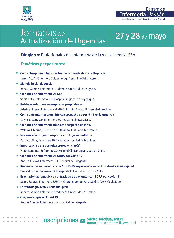Jornada de Actualización de Urgencias