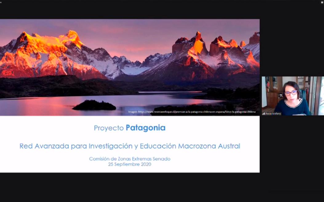 """Uaysén presenta """"Proyecto Patagonia"""" en la Comisión Zonas Extremas del Senado"""