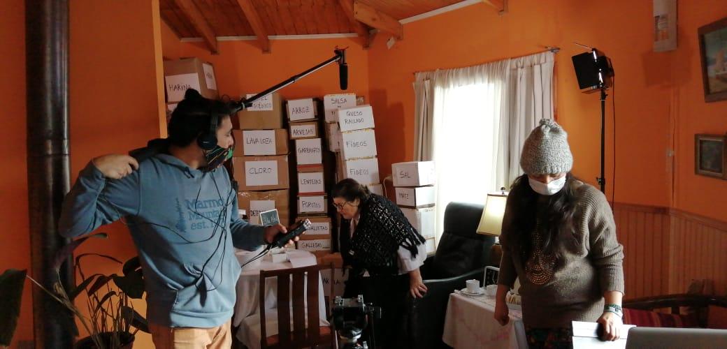 Universidad de Aysén estrena su primera serie audiovisual