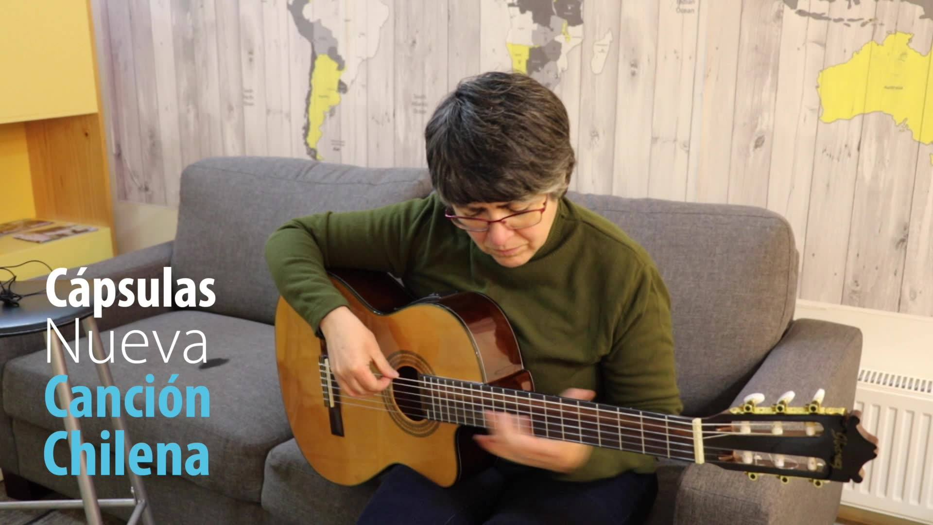 Cápsula 7: Serie Nueva Canción Chilena